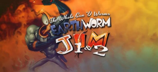 Earthworm Jim 1 2 Free Download