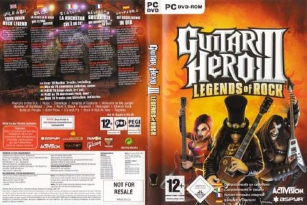 Guitar Hero III Legends Of Rock Free Download