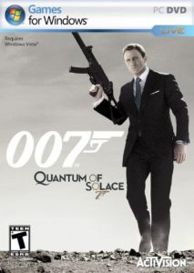 James Bond 007: Quantum of Solace Free Download