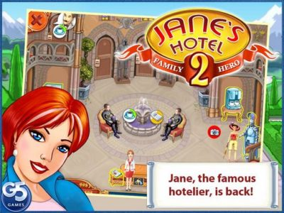 Janes Hotel: Family Hero Free Download