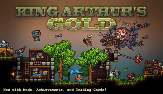 King Arthurs Gold (Build 2837) Download free