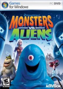Monsters vs. Aliens PC Free Download