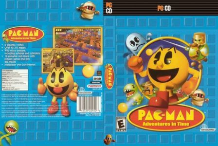 Pac-Man: Adventures in Time Free Download