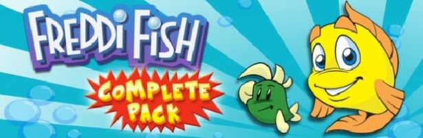 Freddi Fish Complete Pack Free Download