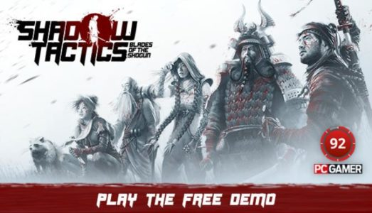 Shadow Tactics: Blades of the Shogun (v2.2.10) Download free