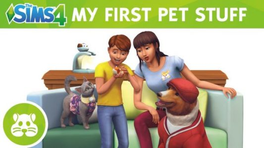 The Sims 4 My First Pet Stuff (v1.44.77.1020 ALL DLC) Download free