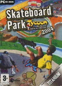 Skateboard Park Tycoon World Tour of 2004 Free Download