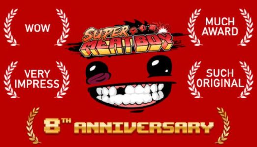 Super Meat Boy (ALL DLC) Download free
