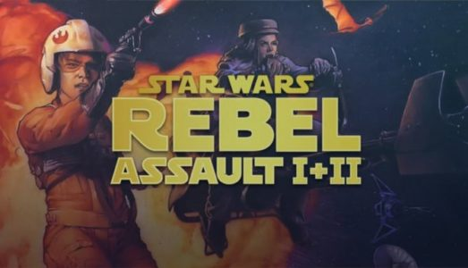 STAR WARS: Rebel Assault I + II Free Download