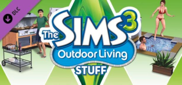 The Sims 3 Outdoor Living Stuff Free Download