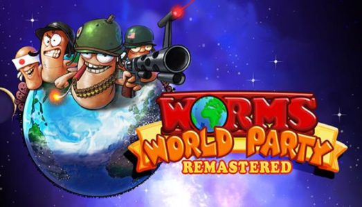 Worms World Party Free Download