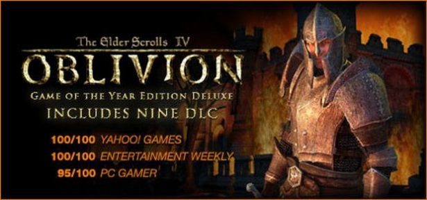 The Elder Scrolls IV: Oblivion Game of the Year Edition Deluxe Free Download
