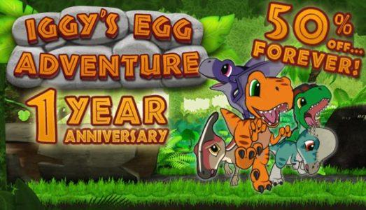 Iggys Egg Adventure Free Download