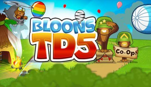 Bloons TD 5 (v3.18) Download free
