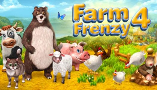Farm Frenzy 4  Free Download