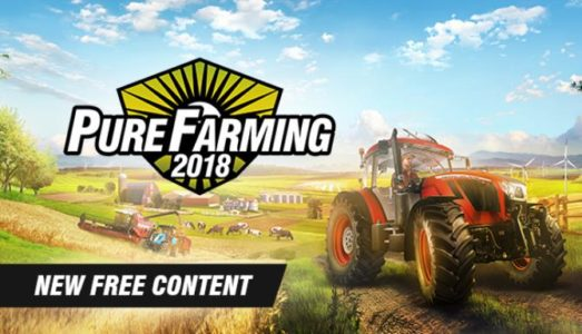 Pure Farming 2018 (v1.4 ALL DLC) Download free