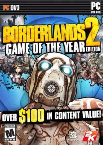 Borderlands 2 Game Of The Year (v1.8.4 DLC) Download free