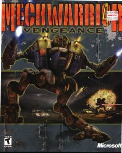 MechWarrior 4: Vengeance (Inclu DLC) Download free