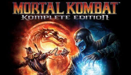 Mortal Kombat Komplete Edition (v1.06) Download free