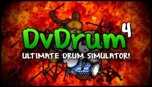 DvDrum, Ultimate Drum Simulator! Free Download