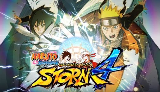 NARUTO SHIPPUDEN: Ultimate Ninja STORM 4 (ALL DLC) Download free