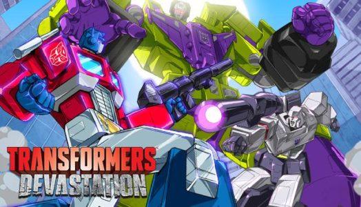TRANSFORMERS: Devastation Free Download