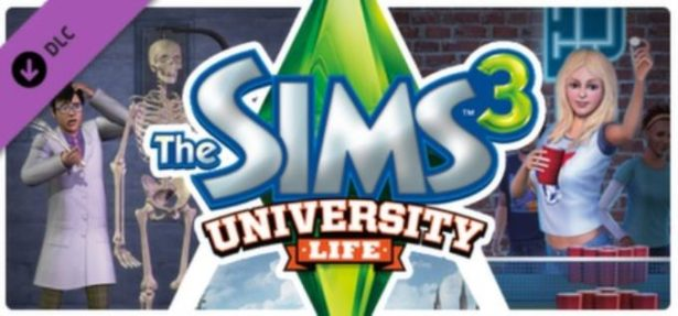 The Sims 3: University Life Free Download