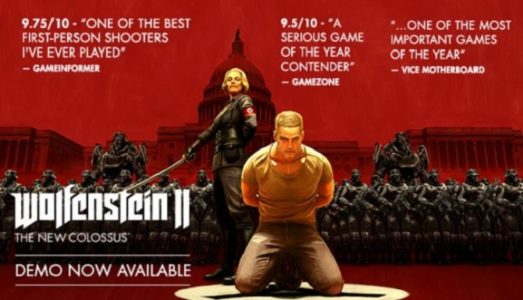 Wolfenstein II: The New Colossus (ALL DLC) Download free