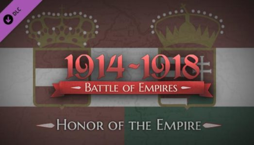 Battle of Empires: 1914-1918 Honor of the Empire Free Download