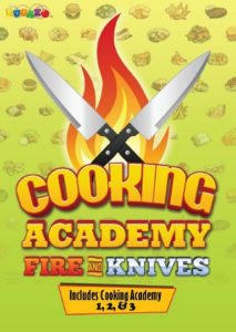 Cooking Academy Fire and Knives Free Download