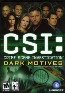 CSI: Dark Motives Free Download