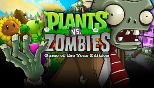 Plants VS Zombies Game Of The Year Edition Free Download