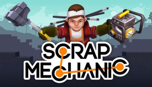 Scrap Mechanic (v0.3.5) Download free