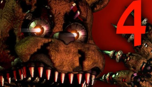 Five Nights at Freddys 4 v1.1 (Halloween Update) Download free