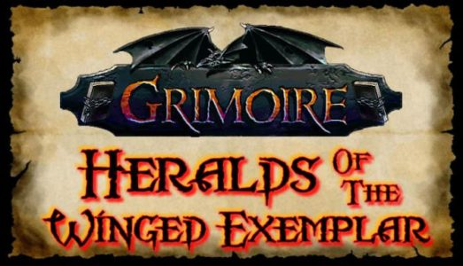 Grimoire : Heralds of the Winged Exemplar (v2.0.0.8) Download free