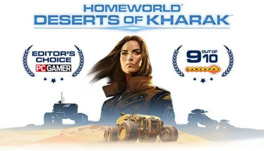 Homeworld: Deserts of Kharak (v1.3 ALL DLC) Download free