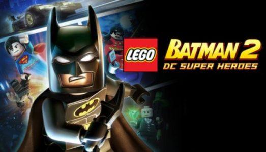 LEGO Batman 2 DC Super Heroes Free Download