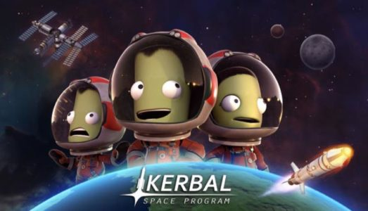 Kerbal Space Program (v1.6.1 ALL DLC) Download free