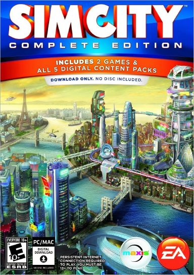 SimCity Complete Edition (1989 2014) Download free