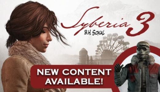 Syberia 3 (Deluxe Edition v1.2) Cracked Download free
