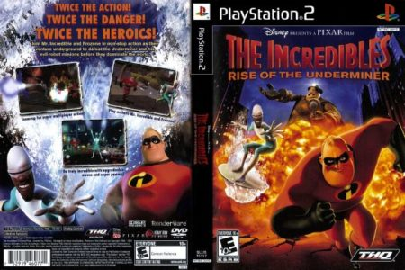 The Incredibles: Rise of the Underminer Free Download