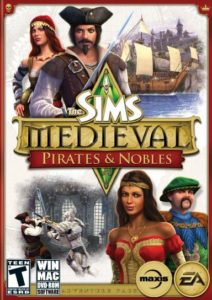The Sims Medieval: Pirates and Nobles Free Download