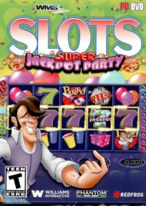 WMS Slots: Super Jackpot Party Free Download