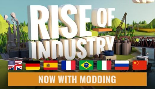 Rise of Industry (Alpha 10) Download free