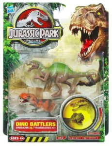 Jurassic Park: Dinosaur Battles Free Download