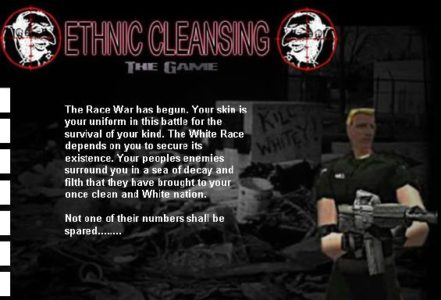 Ethnic Cleansing PC Free Download
