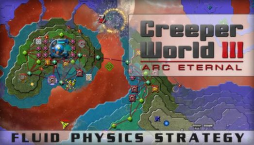 Creeper World 3: Arc Eternal (v2.12) Download free