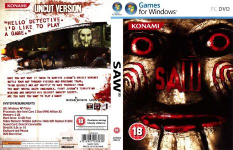 Saw: The Video Game Free Download