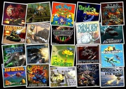 REFLEXIVE ARCADE GAMES COLLECTION (1100 Games) Download free