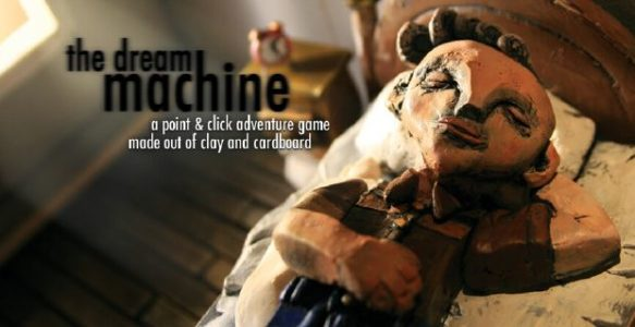 The Dream Machine (Chapter 1-6) Download free